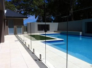 Pool Fence Clear by Glass Protection Guy