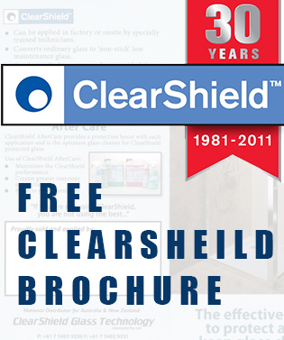 Clearshield Brochure side image