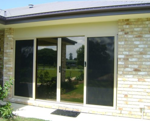 Window Tint Backyard by Glass Protection Guy